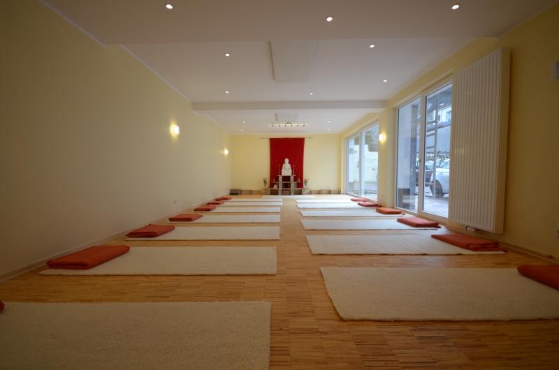 Zentrum für Gesundheit Osnabrück Yoga-Raum